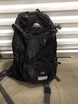 High seirra duffel and backpack combo for Sale in Bend, OR