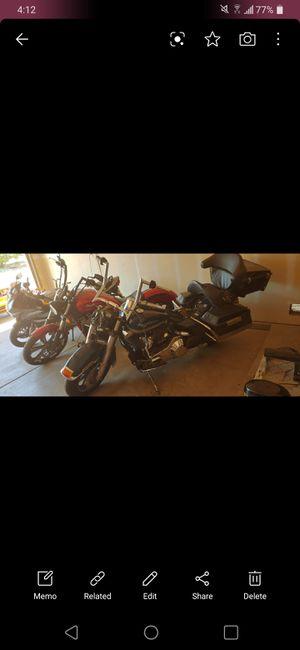 2002 Harley Roadking for Sale in Odessa, TX