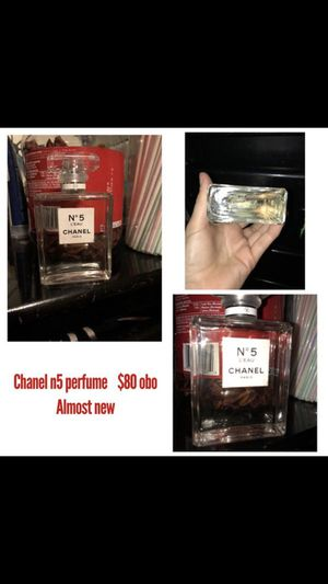 Chanel perfume for Sale in Vancouver, WA