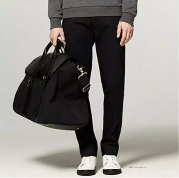 Phillip Lim for Target Weekend Duffle Black