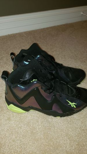 Reebok Kamikaze 2 - Iridescent Nocturnal Purple, Lime Green, Black - Size 12 for Sale in Chicago, IL