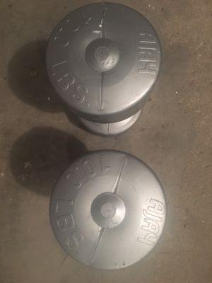 Dumbbells (10 pound pair) for Sale in Olathe, KS