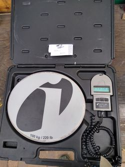 Induction Wey-Tek 713-202-G1 Freon scale for Sale in Denver,  CO