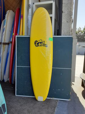 HOT CURL soft top surfboard 7'0 for Sale in Oceanside, CA