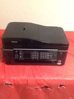 Epson all in one printer for Sale in Lawton, OK