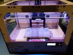 The Replicator 3D Printer by Brooklyn for Sale in San Jose, CA