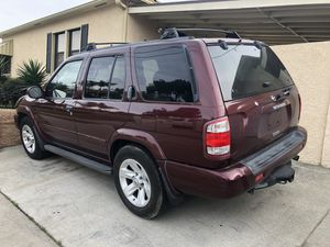 2003 Nissan Pathfinder for Sale in Lakewood, CA
