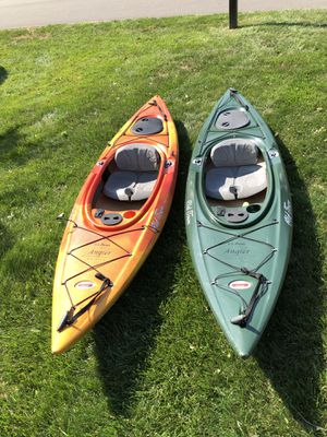 Old Town LL Bean Angler Edition Kayaks for Sale in Hartford, CT