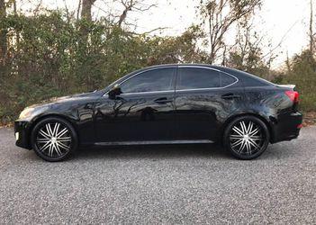 💝💝$1000 URGENT For Sale 2008 Lexus IS 350 Clean tittle! Comfortable fully loaded.💝🔑 - for Sale in Los Angeles,  CA
