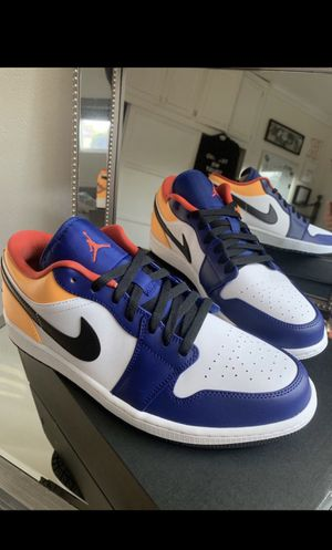 Jordan 1 low yellow royal for Sale in Rowland Heights, CA
