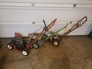 3 Old Lawn / Grass Edgers. for Sale in Gig Harbor, WA