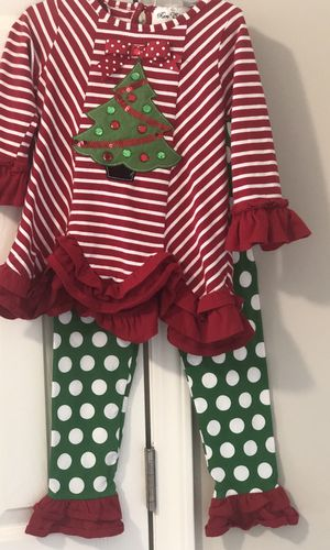 Girl's Xmas outfit for Sale in Monroe, NC