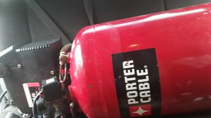 Porter Cable air compressor for Sale in Overland, MO