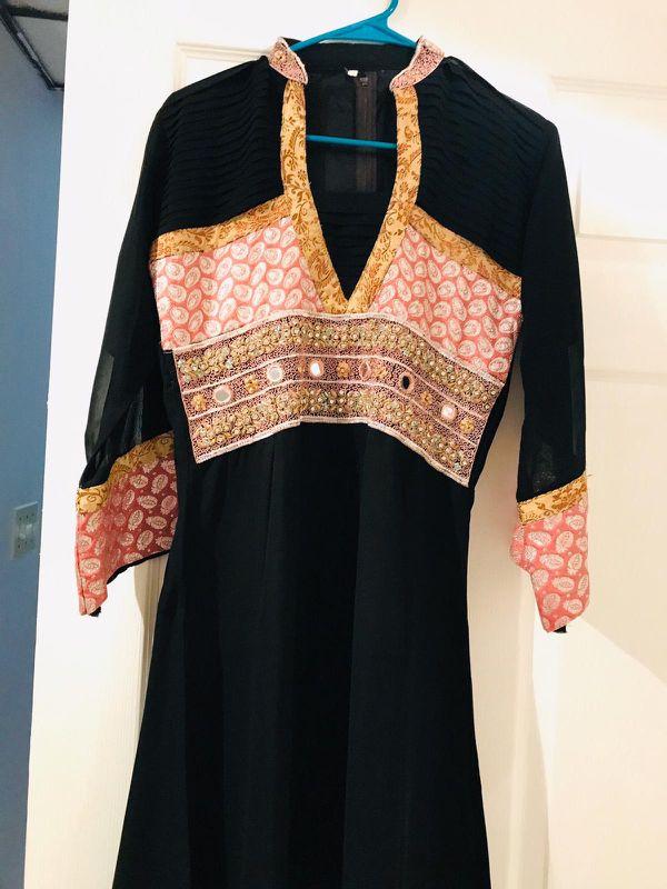 Pakistani party dress stitched new size small to medium