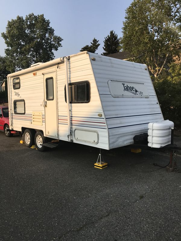 2000 Tahoe Lite by Thor Travel Trailer for Sale in Tacoma ...