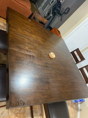 Counter Height Kitchen Table Set for Sale in Stafford, VA