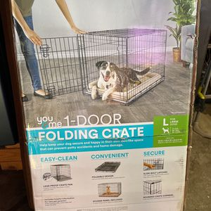 Folding Crate for Sale in San Francisco, CA