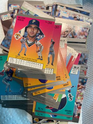 100 plus Baseball cards for Sale in Houston, TX