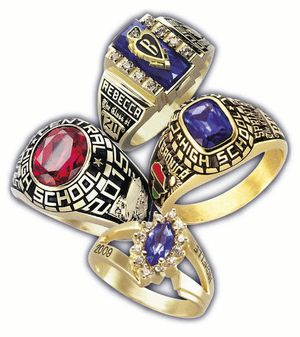 In search of a real gold graduation ring, if selling one let me know ill buy it for Sale in Dallas, TX