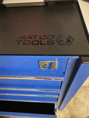 Matco 4S rolling tool box for Sale in Etiwanda, CA