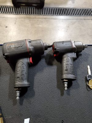 IR 1/2 inch and 3/8 guns for Sale in Long Beach, CA