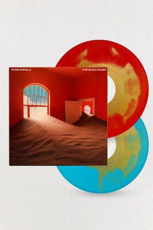 Tame Impala The Slow Rush official splatter vinyl for Sale in San Antonio, TX
