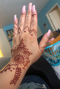 Henna ink/ Halloween/henna tattoo/mink eyelashes/mink 3D/pestañas /semi permanent ink/temporary ink/tinta/tinta temporal for Sale in Pomona,  CA