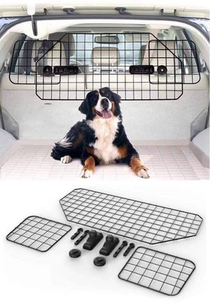 New in box suv barrier fence adjustable divider for pet dog travel trunk for Sale in Norwalk, CA