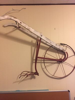Vintage walking plow for Sale in White Plains, NY