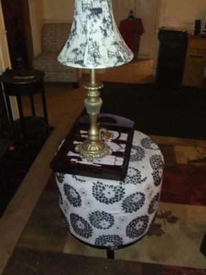 Nightstand table setup for Sale in Abilene, TX