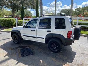 2005 Jeep Liberty 4x4 Off Road Pkg for Sale in Orlando, FL