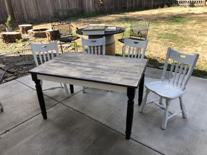 Farmhouse Dinner Table for Sale in Newberg, OR