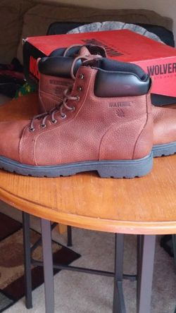 Wolverine Steel Toed Work Boots for Sale in Oregon City,  OR