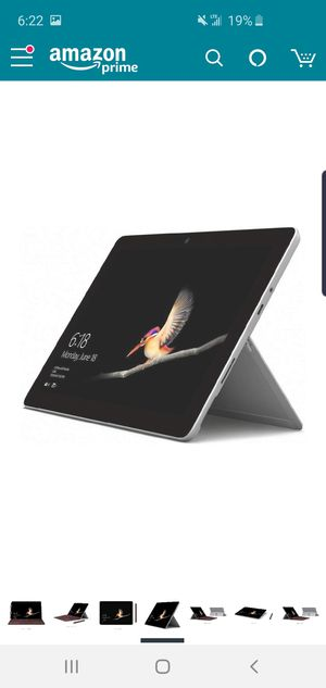 Microsoft surface go brand new with wireless keyboard for Sale in Daytona Beach, FL