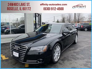 2014 Audi A8 L for Sale in Roselle, IL