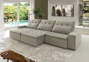 BRAND NEW // Venetto Velvet Fabric Retractable and Reclining Sofa for Sale in Tamarac, FL