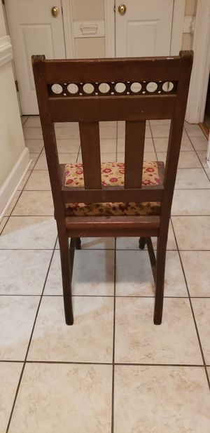 Chair old fashioned for Sale in Rocky Mount, NC