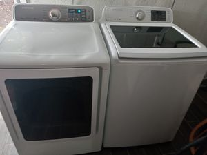 Samsung washer and dryer set for 1,000.00 for Sale in Vallejo, CA