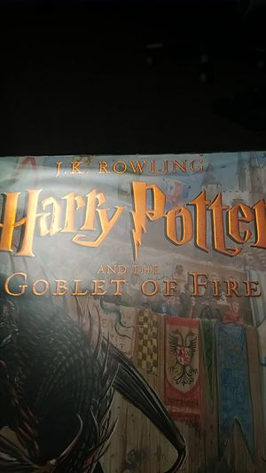 Harry potter and the goblet of fire for Sale in Fresno, CA