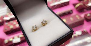Diamond Earring Studs for Sale in San Antonio, TX
