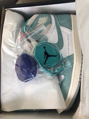 Air Jordan 1 turbo green size 9.5 for Sale in Tampa, FL