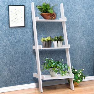 3 Tier Leaning Wall Ladder Display Planting Storage Rack for Sale in Diamond Bar, CA