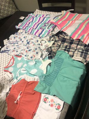 New baby girl clothes for Sale in San Dimas, CA