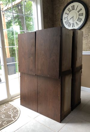 "Wood Cabinets (4 sets, 32"") for Sale in Ballwin, MO"