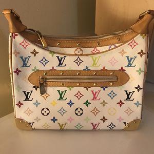 Auth. Louis Vuitton Rainbow Monogram Shoulder Bag for Sale in Tucker, GA