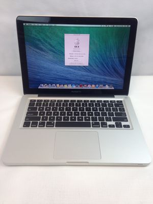"Apple MacBook Pro 13"" 2009 Processor 2.26GHz intel core 2 duo Memory 8GB Storage 500GB for Sale in Industry, CA"