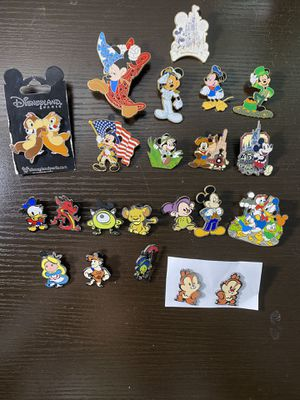 Disney pin lot for Sale in Miami, FL