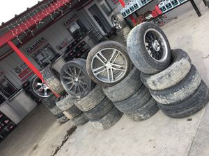 Aftermarket rims at IPULLUPULL auto parts for Sale in Fresno, CA