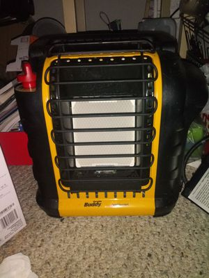 Portable Propane Mr. Buddy Heater for Sale in Mount Vernon, WA