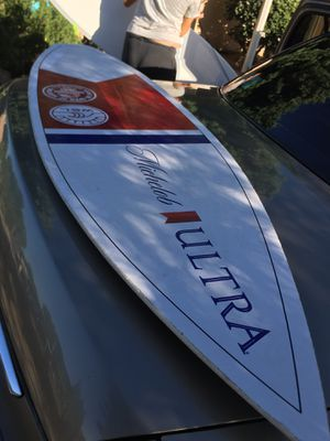 Surfboard michelob. Mexico. America. for Sale in Ontario, CA